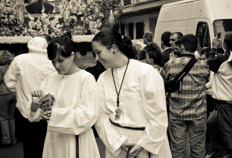 Antes de misa